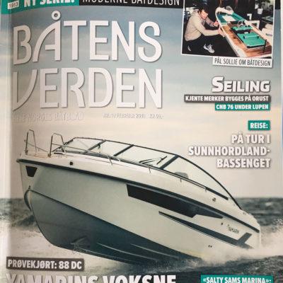 Båtens verden - Husbåt